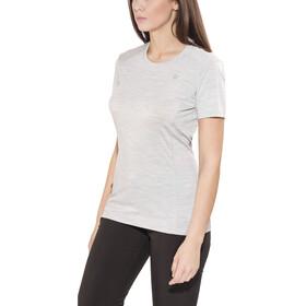 Norrøna W's Wool T-Shirt Ash
